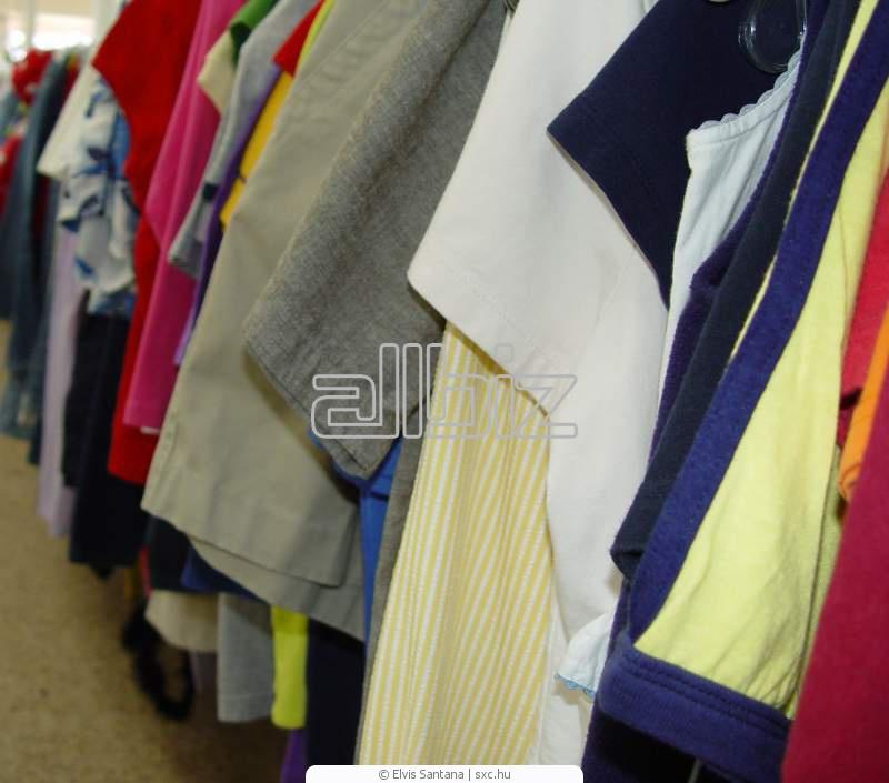 Купить Одежда стоковая