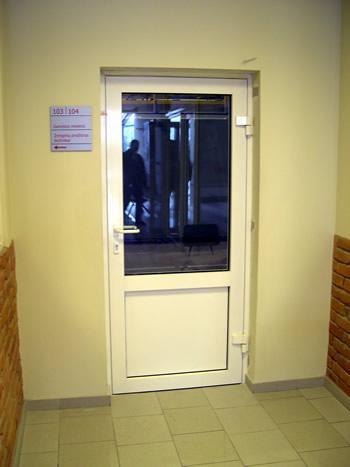 Купить Противопожарные внутренние двери в Литве