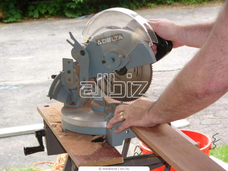Купить Деревообрабатывающее оборудование