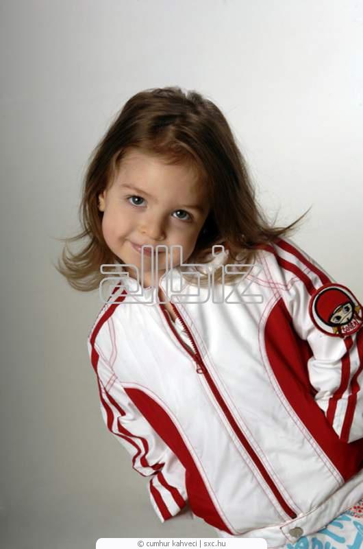 Купить Детская одежда с логотипом