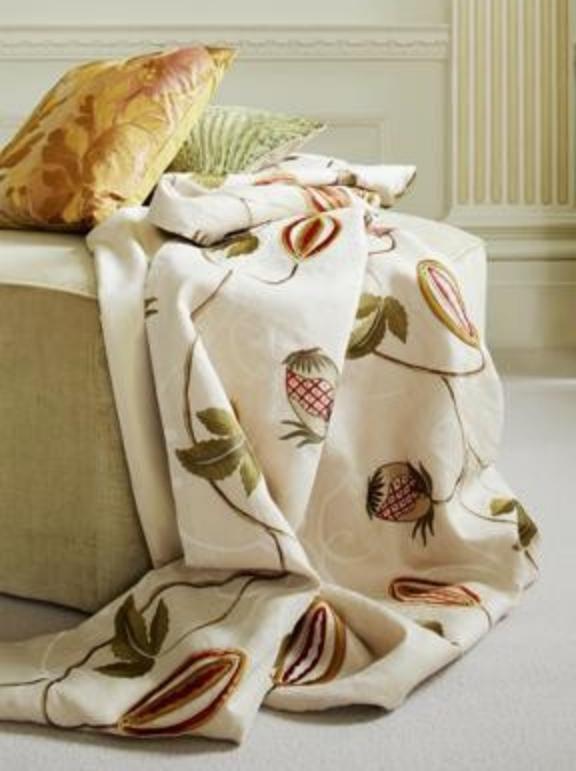 Купить Ткани для штор и мебельные ткани