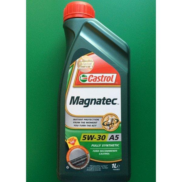 Купить CASTROL СИНТЕТИЧЕСКОЕ МАСЛО MAGNATEC A5 5W30 1L