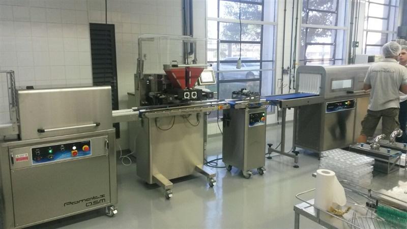 Купить Оборудование для производства шоколадных конфет (линии и отдельные агрегаты)