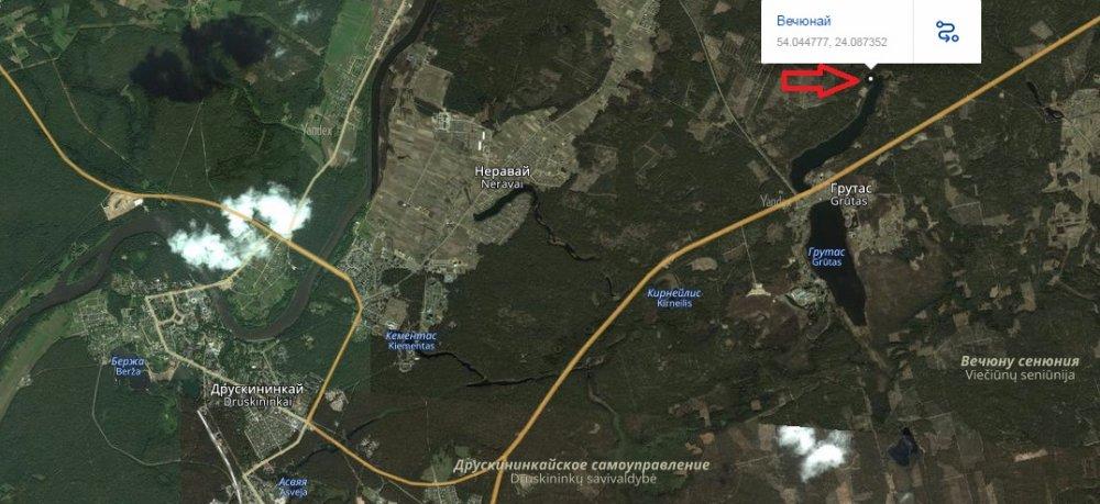 Купить Участок земли в Друскининкай