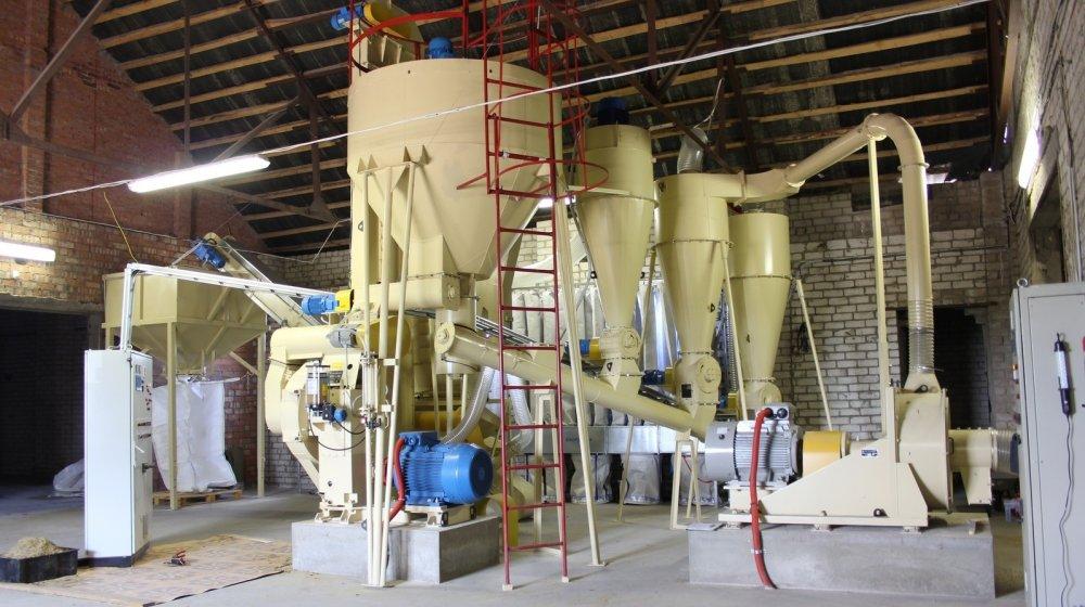 Купить Оборудование и системы для производства гранул