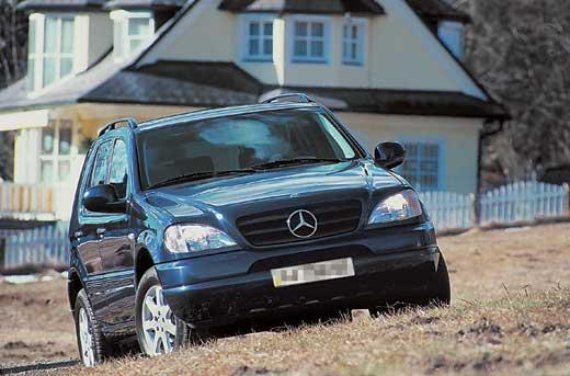 Купить Легковые автомобили, MB, ML 320 CDI, Off-road, 29 500,- EUR