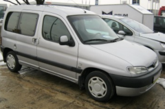 Автомобиль Peugeot Partner 2.0 l HDi