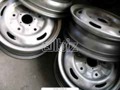 Автомобильные колесные стальные диски