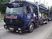 Автопоезда грузовые б/у в Литве