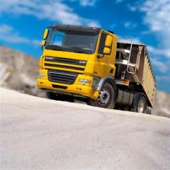 Развозные малотоннажные грузовики