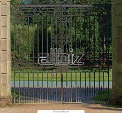 Ворота и воротные системы