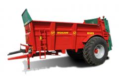 Оборудование для разбрасывания и перевозки навоза