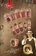 Мясо и мясная продукция, Колбасы и колбасные изделия