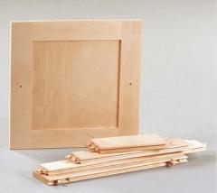 Деревянные компоненты для дверей