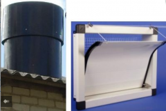 Компоненты систем вентиляции