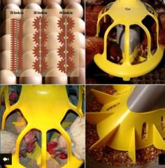 Системы кормления для птицеферм