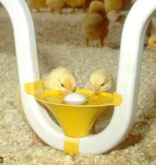 Поилки для птицефабрик SPARK ™ чашки