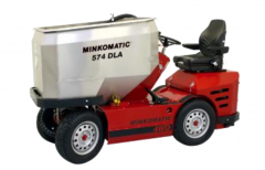 Кормораздаточная машина Minkomatic 574 DLA