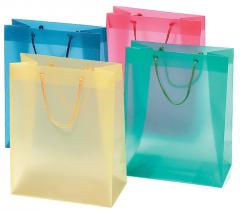 Пластиковые пакеты из биоразлагаемых пластиков