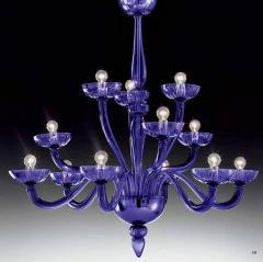 Люстры из Муранского стекла, de Majo Италия
