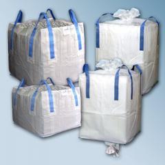 Полипропиленовые мягкие контейнеры, бывшие в употреблений и новые