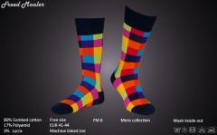 Носки яркие, оригинальные, дизайнерские