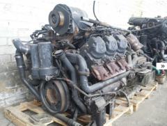 Двигатель  Mercedes - Benz, OM 441 LA,