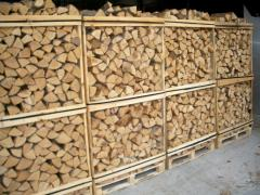 Oak and ash firewood for sale