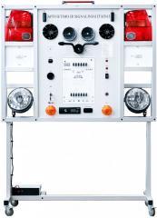 Учебный стенд освещения и сигнализации