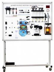 Стенд системы управления двигателем MOTRONIC M 3.8.X (MPI)
