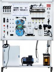 Стенд системы управления двигателем с прямым впрыском бензина motronic med 7.5.10 (FSI)