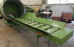 Измельчитель SS-D180 для измельчения соломы или сена, производительность500 - 1200 кг/ч