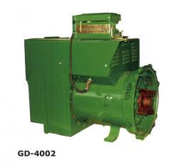 Однопостовые сварочные генераторы GD для ручной дуговой электросварки