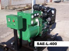 Однопостовые сварочные агрегаты серии ADD-M, ADD-L, SAE-M, SA-L, SAE-L для ручной дуговой сварки покрытыми электродами постоянным током (ММА)