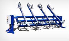 Устройствa для сварки рам с 2-х сторон EuroWeld Group (TM EWG)