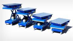Подъемно-поворотное сварочное устройство (сварочный стол) с функциями подъема и наклона