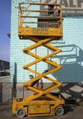 Подъемник Haulotte Optimum 8 Рабочая высота 7,76 m.  Высота платформы 5,76 m.  Грузоподъёмность 230 kg.