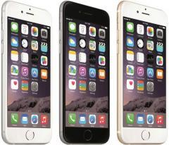 APPLE iPhone 6  16GB (64GB) grey / silver / gold