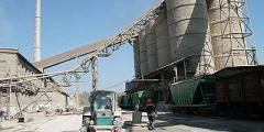 Запчасти для цементных заводов