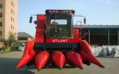Кукурузоуборочный комбайн ATLANT - новый, 4-х рядный