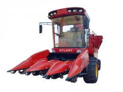 Кукурузоуборочный комбайн ATLANT - новый, 3-х рядный