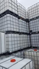 1000 литров контейнеры (Еврокубы)