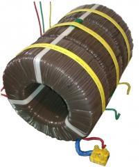 Skiriamieji trifaziai transformatoriai TTS-3 3k9 400 Dyn
