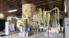 Оборудование и системы для производства гранул