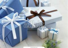 Продукция подарочная в ассортименте