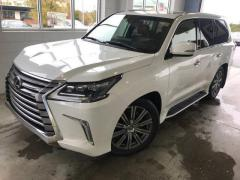 New 2018 Lexus LX 570 - Luxury 2 S8 +; ; 5700cc