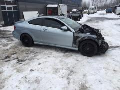 Pacборка Mercedes C350 Coupe