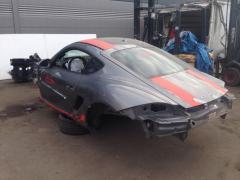 Pacборка Porsche Cayman S