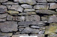 Материалы строительные из природного камня