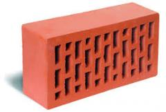 Ceramic construction brick